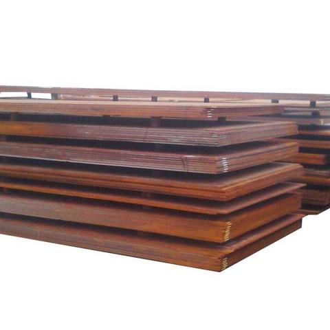 09cup耐候钢板做锈报价,耐候钢板做锈方法