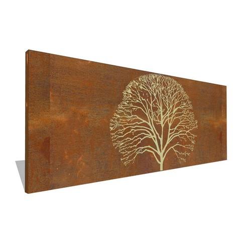 耐候钢板生锈加工,耐候钢板生锈效果图