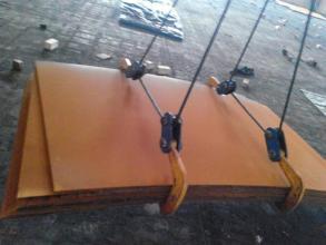 耐候钢板仿古