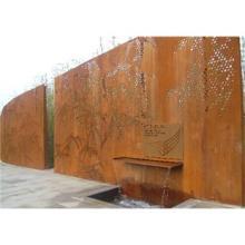 红锈耐候钢板