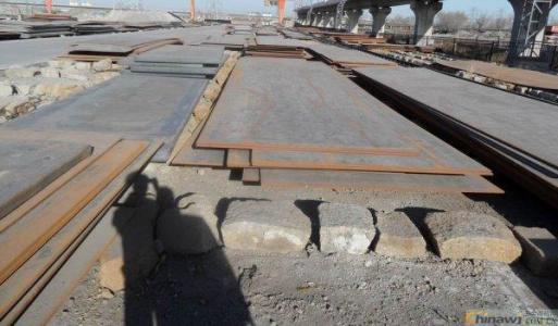 鹤岗红锈镂空钢板钢市成材日涨百元的盛世