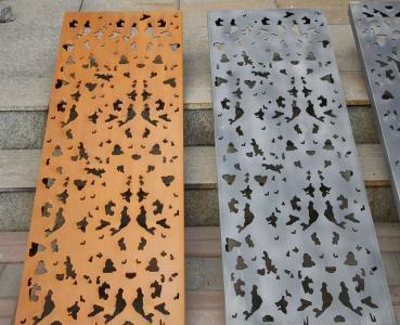 双鸭山耐候锈钢板价格的调整对于市场影响较小