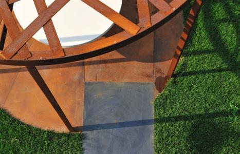 抚顺耐候锈钢板市场反弹动力不足