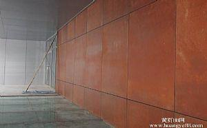 丹东红锈镂空钢板市场成交不温不火