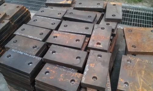 北海红锈镂空钢板市场情绪紧张
