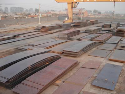 濮阳红锈镂空钢板市场整体承压较大