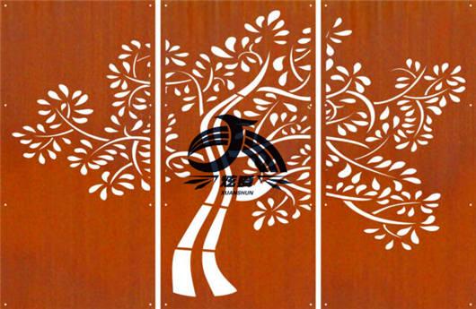 北京红锈镂空钢板:供应商持续看跌因此进货意愿不强